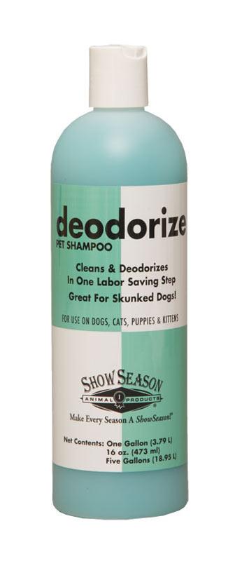 Best Shampoo To Deodorize Dog
