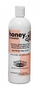 16oz Honey Dog Shampoo by Showseason®