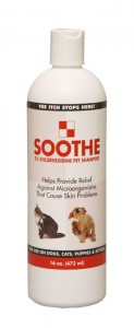 Soothe Medicated Dog Shampoo  Show Season ®