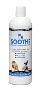 Soothe Dog Conditioner Rinse  Show Season ®