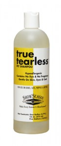 True Tearless Dog Shampoo  Show Season ®