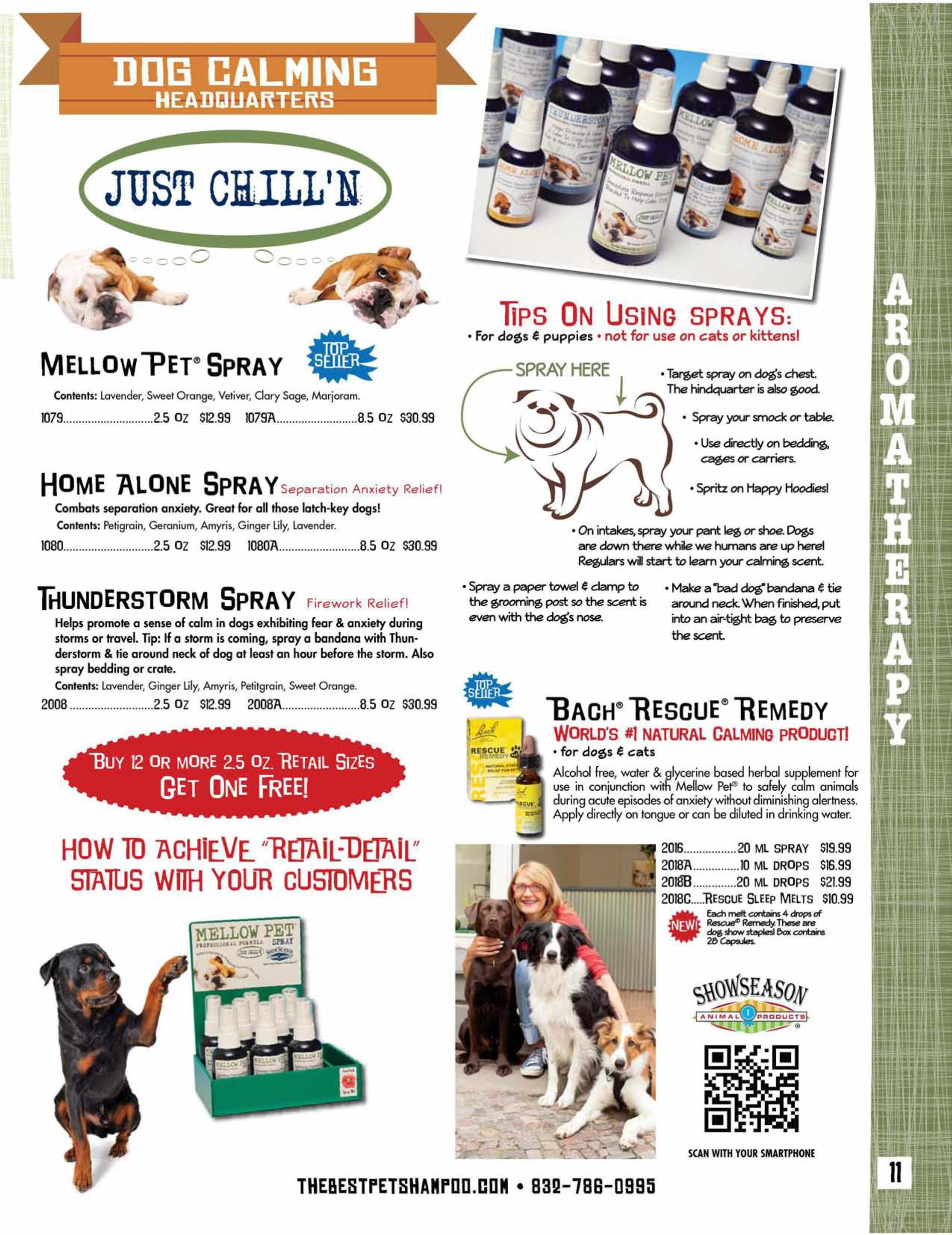 Anxiety Relief For Dogs  Dog Calming