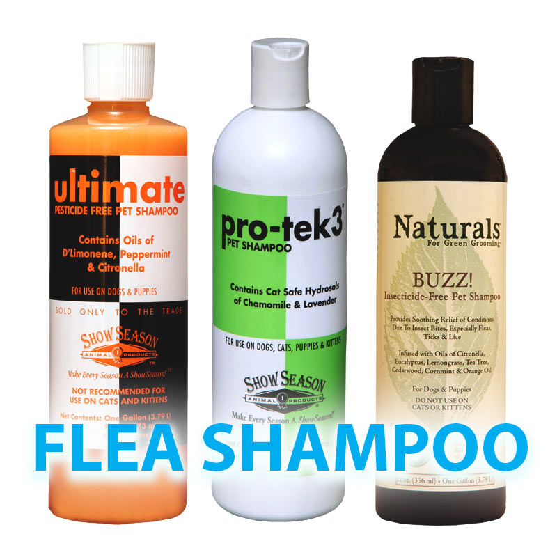 Flea Shampoo by Showseason®