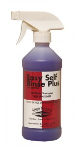 Easy Self Rinse plus Whitening Waterless Dog Sampoo